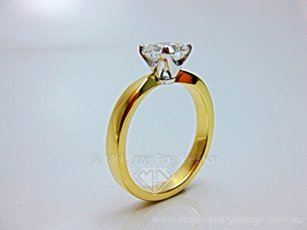 Custom Made Engagement Rings Brisbane Jewellers